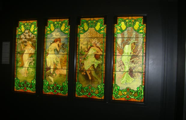 Smith Museum of Stained Glass Windows
