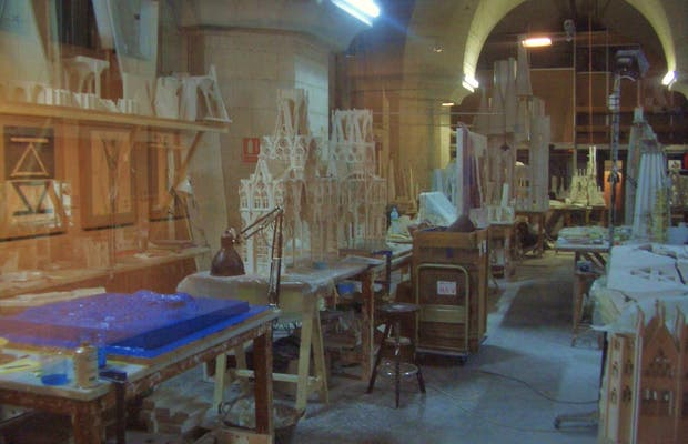 Museo de la Sagrada Familia