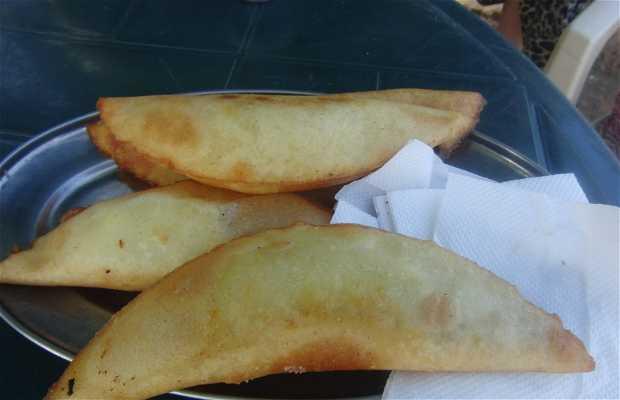 Las empanadas de Delia