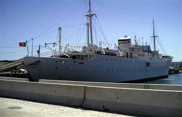 Gil Eannes Naval Museum
