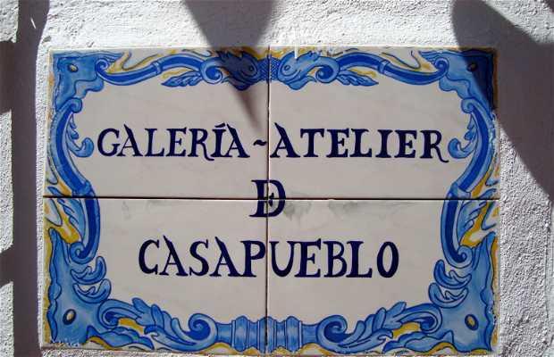 Galerie d'Art Casapueblo