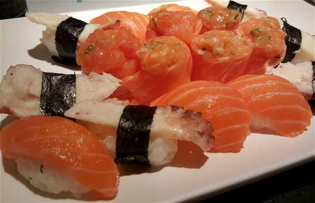 Kikoni Sushi
