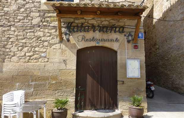 Restaurant Matarraña