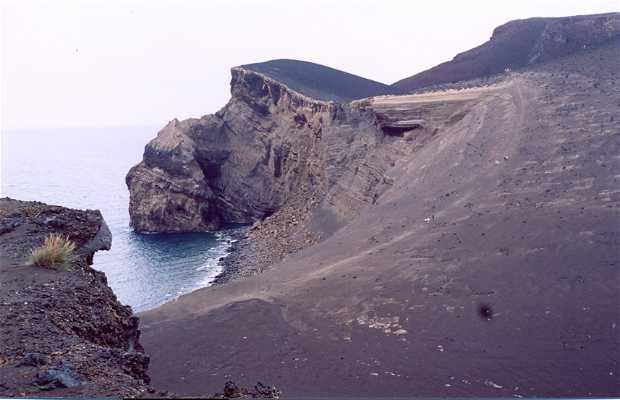 Volcán dos Capelinhos