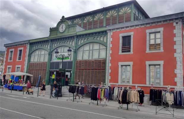 Mercado de Lourdes
