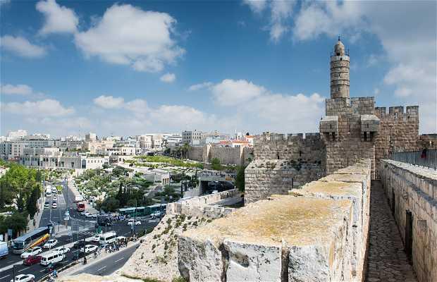 Paseo por las murallas de Jerusalén