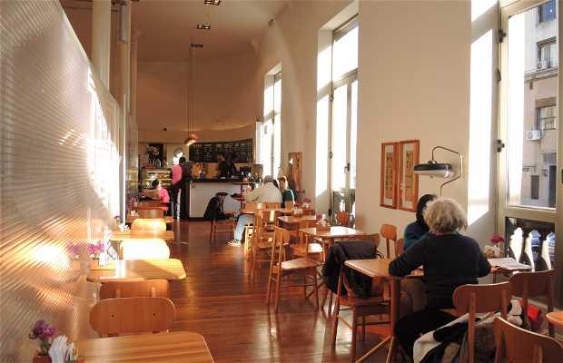 Allegro Cafetería y Librería