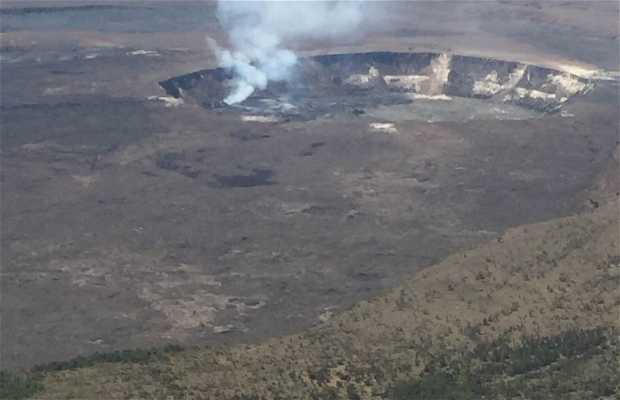 Volcano Kīlauea