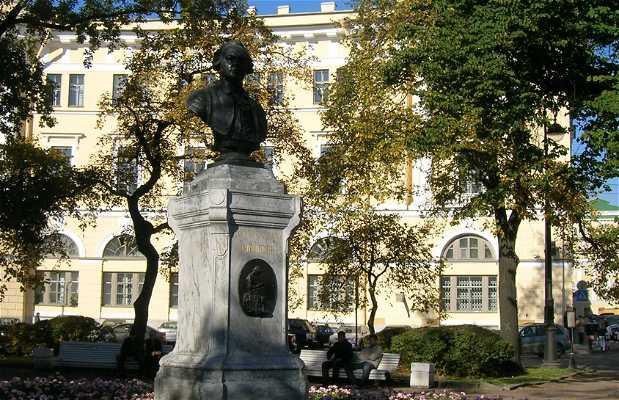 Place Lomonossov