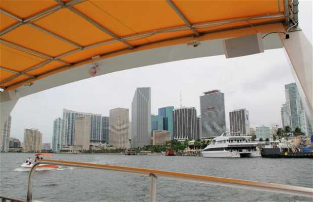 Millionaire's Row boat tour