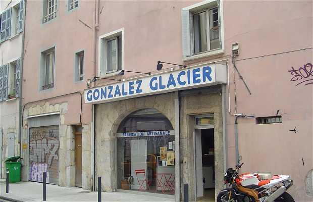 Gonzales Glacier