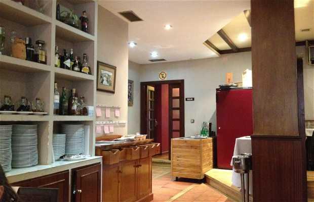Restaurante Los Arcos (Hotel Los Lagos)