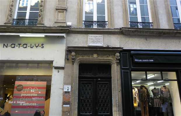 La maison natale du général de Maud'huy