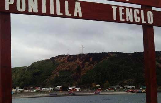 Embarcadero de Puntilla Tenglo