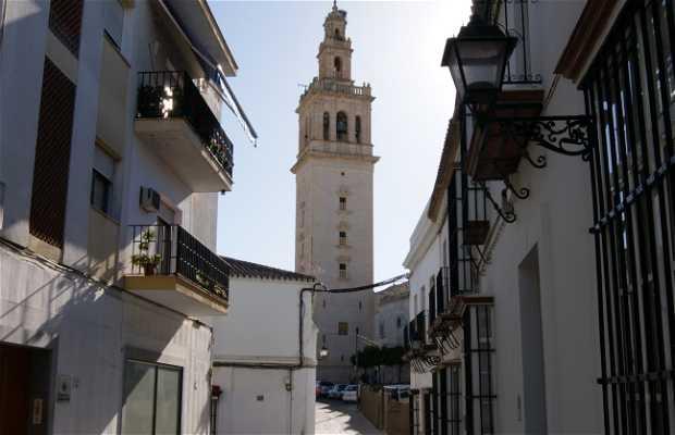 Iglesia de Santa María de la Oliva