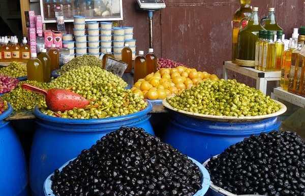 Olive Market (Souk Zitoun)
