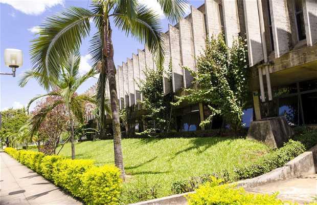 Fórum Mário Mascarenhas de Oliveira