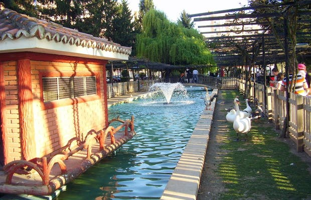 Gil y Carrasco Park - Plantio