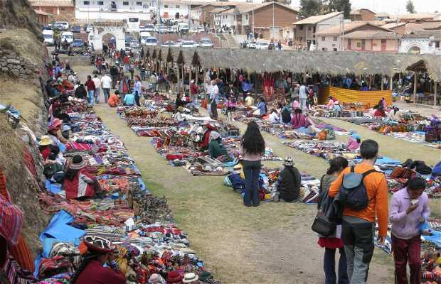 Marché de Chinchero