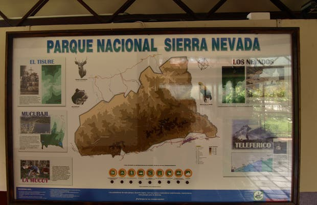 Parco Nazionale Sierra Nevada