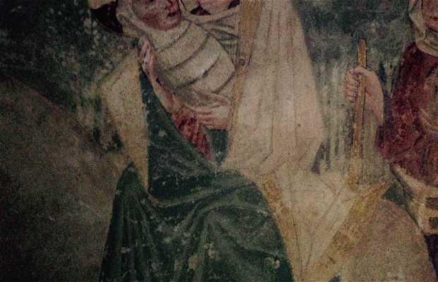 Santa Maria alle lastre Vermo Croazia