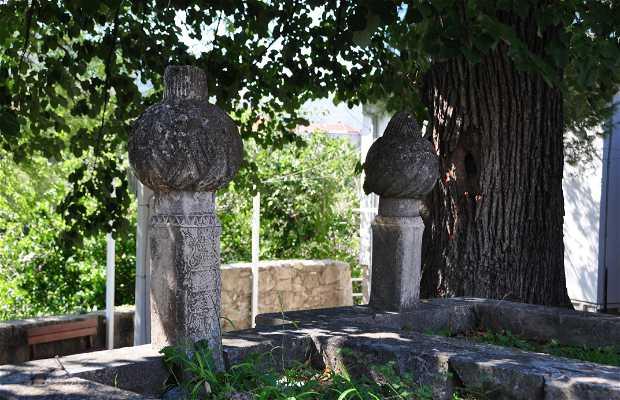 Cementerio de la Mezquita Koski Mehmed Pasha