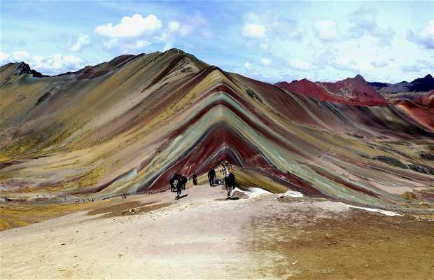 Montaña Siete Colores - Vinicunca