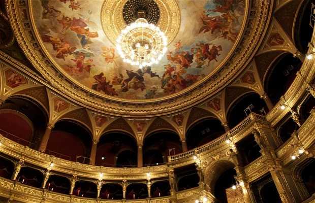 Ópera Nacional Húngara