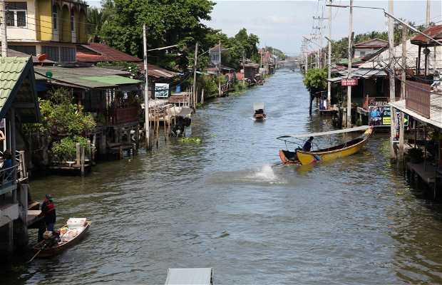 Canal Damnoensaduak