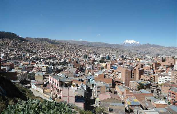 Panorama da La Ceja