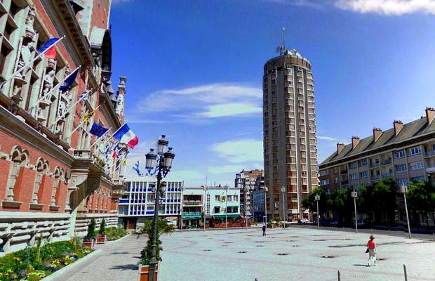 La Place Charles Valentin