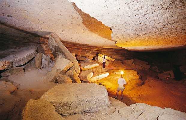 Cuevas de Sorbas (Grutas de Sorbas)