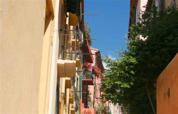 Barrio del Mouré