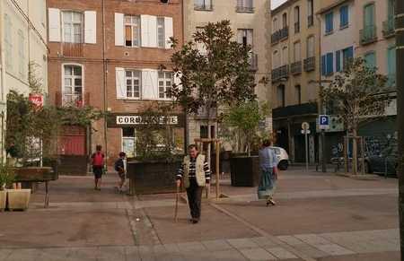 Place Rigaud de Perpignan