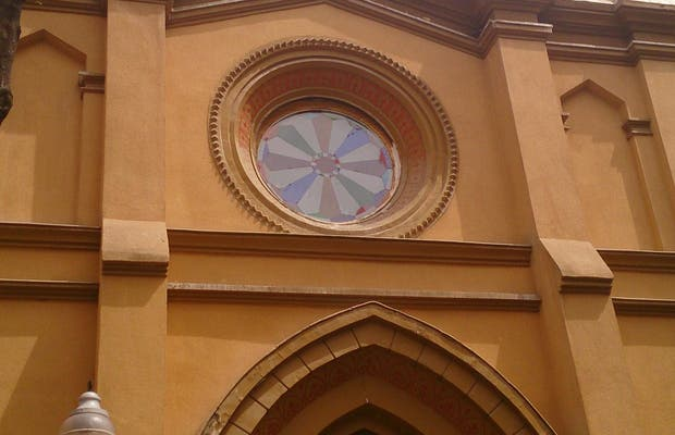 Church Santa-Catalina