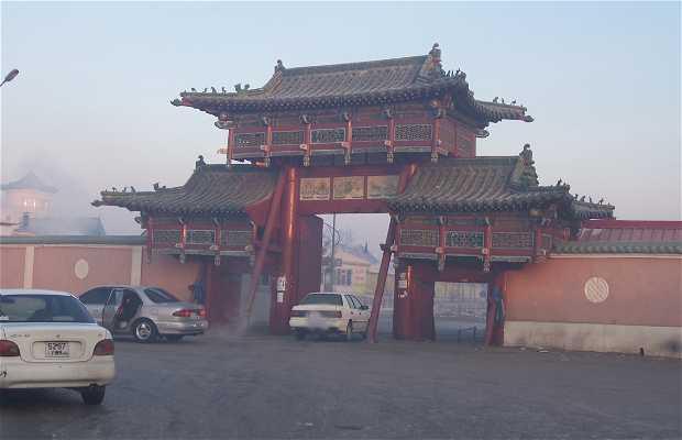 Monasterio de Gandan