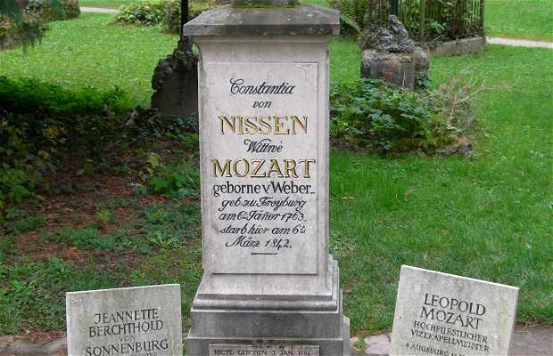 Cementerio Sankt Sebastian