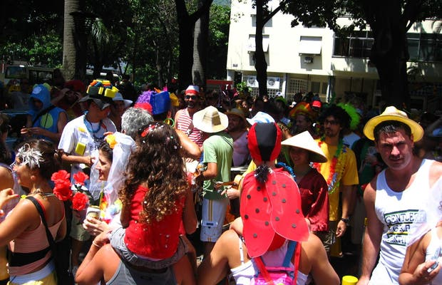 Bloco de carnaval Cordão Umbilical