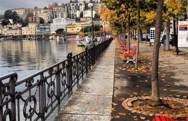 Un paseo por Lugano