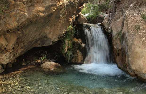 Los Cahorros, trekking sul Fiume Chíllar