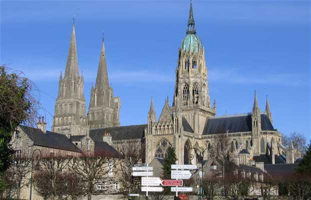 Cathédrale Notre Dame de Bayeux