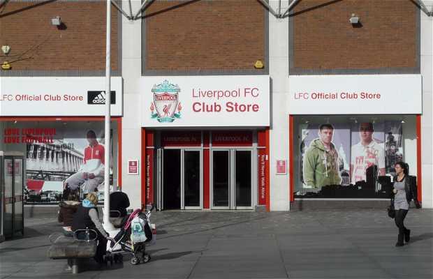 Estádio Anfield Road