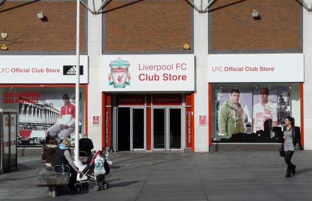 Stade d'Anfield Road