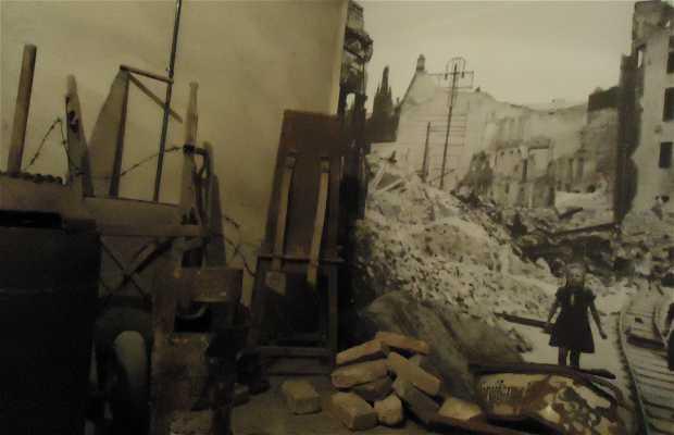 Bunker guerra II Brunnenstr. 105