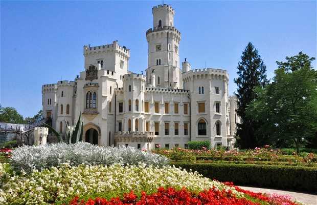 Castillo de Hluboká
