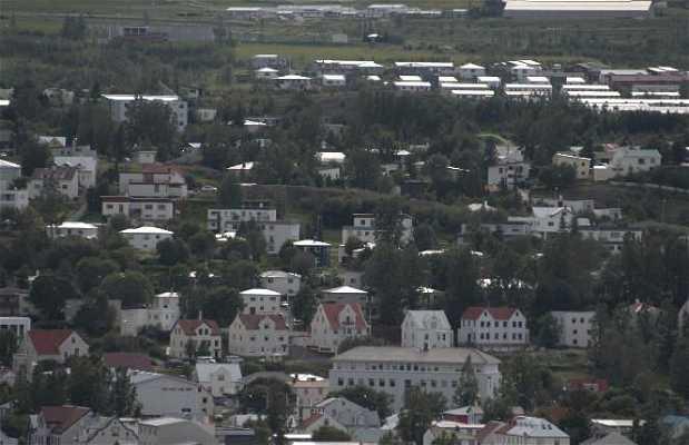 Mirador de Akureyri