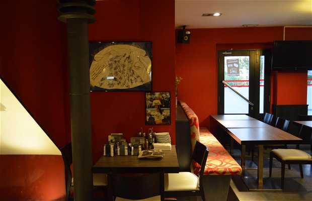 Philadelphia café-bar