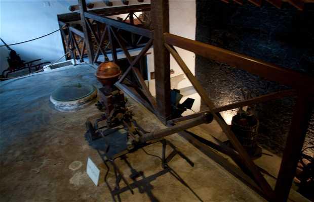Museo del vino de El Grifo
