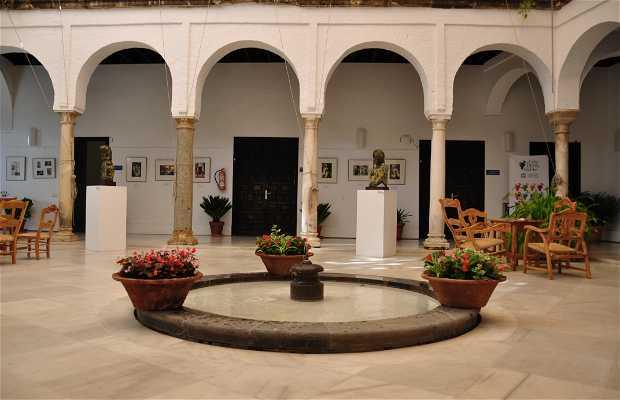 Patio del Palacio de Orive