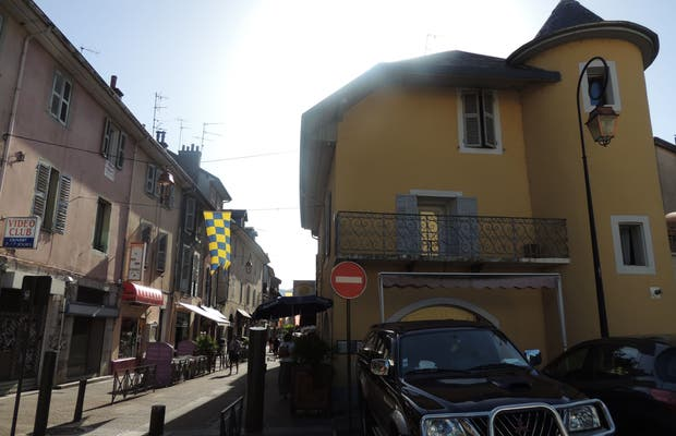 Le Faubourg Montmélian